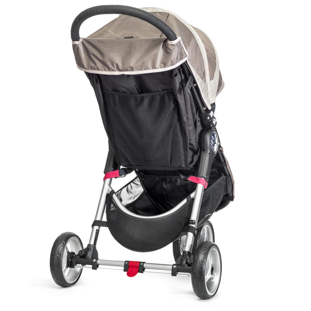 Silla de paseo Baby Jogger City Mini 3- Carritos de bebé baratos