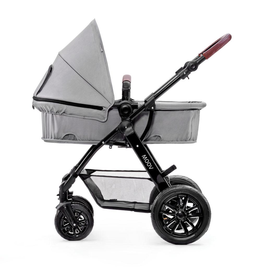Kinderkraft Moov 3 en 1 - silla convertible en capazo