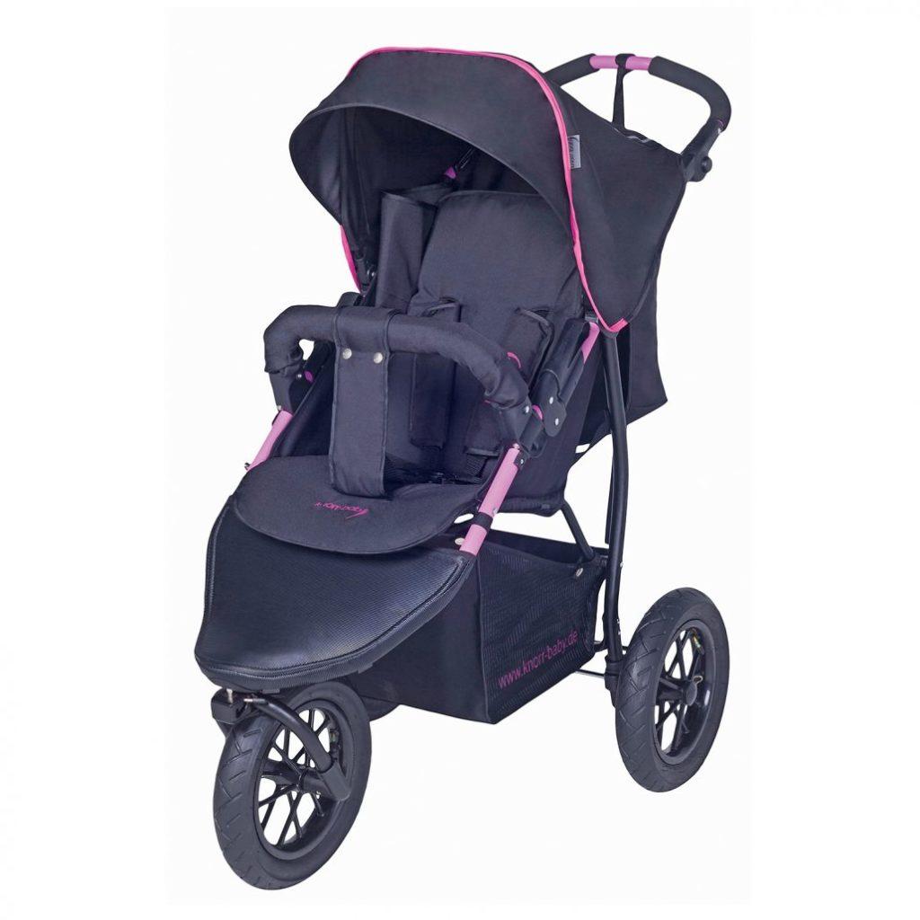 Silla de paseo Knorr Baby - Joggy S Carritos de bebé baratos
