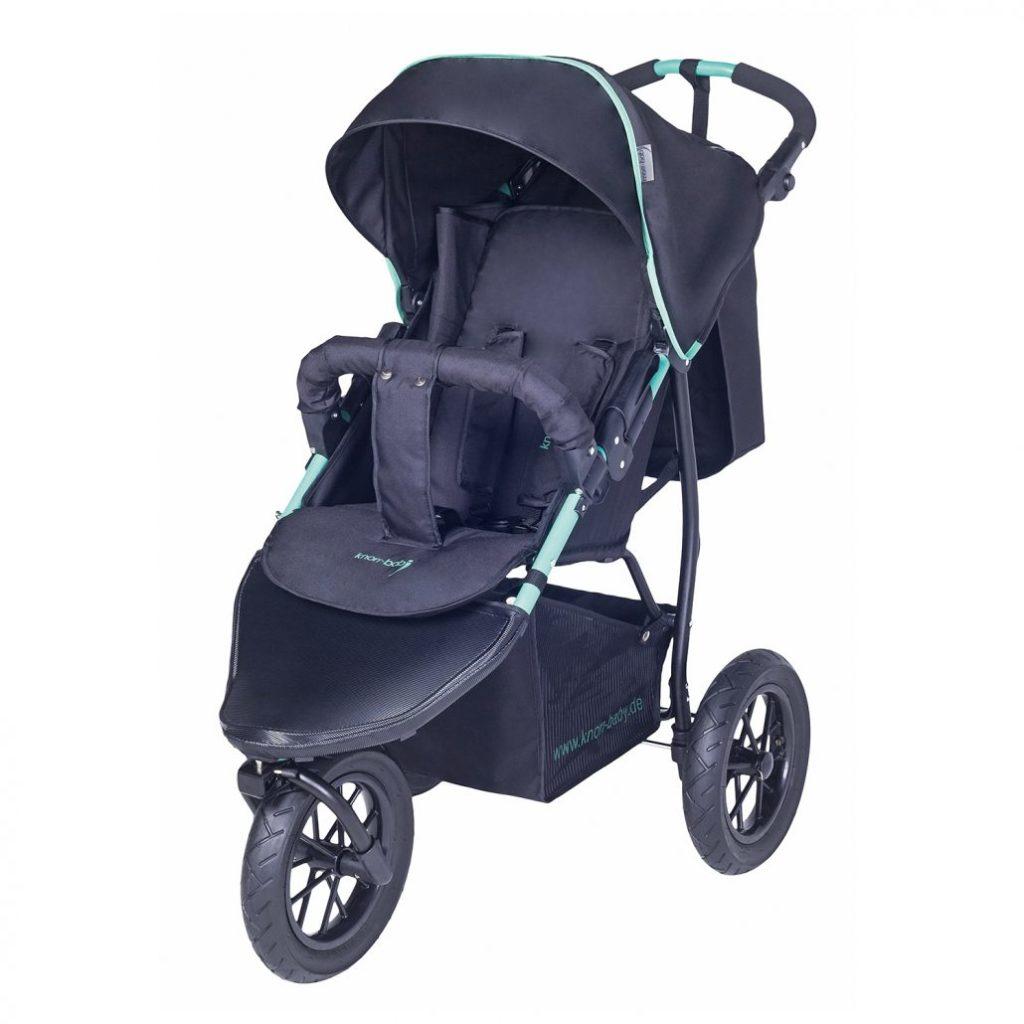 Silla de paseo Knorr Baby - Joggy S- Carritos de bebé baratos