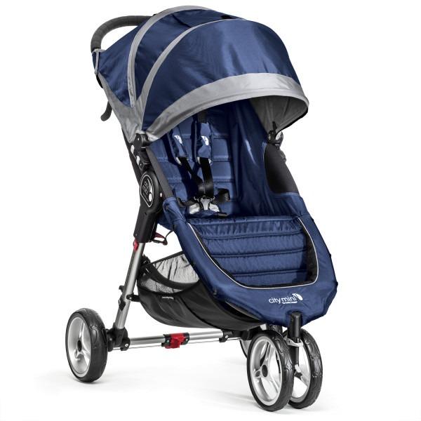 Silla de paseo Baby Jogger City Mini 3-Carritos de bebé baratos