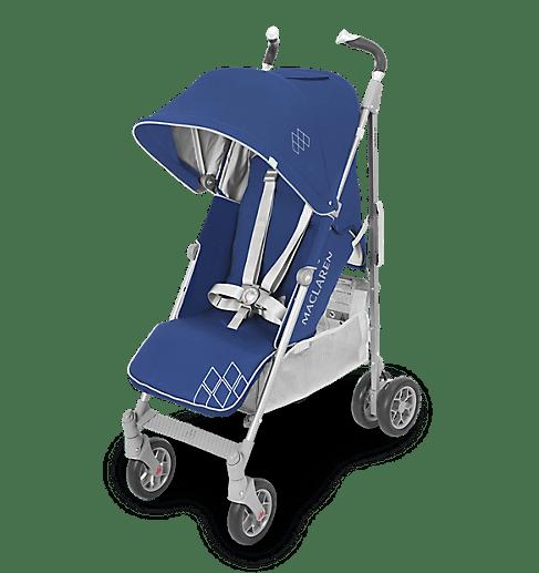 Silla de paseo MacLaren Techno XT - uno de los 10 mejores carros de bebé
