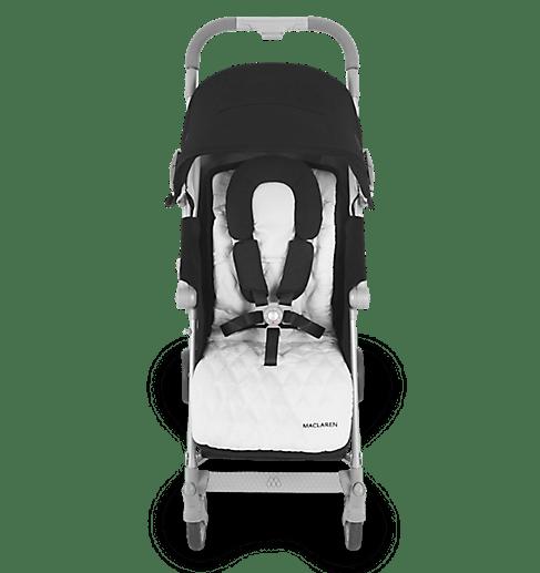 Silla de paseo MacLaren Techno XLR - uno de los 10 mejores carros de bebé baratos