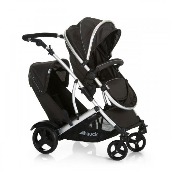 Carro gemelar barato Hauck Duett 2 - cochecito gemelar -mejores carros de bebé