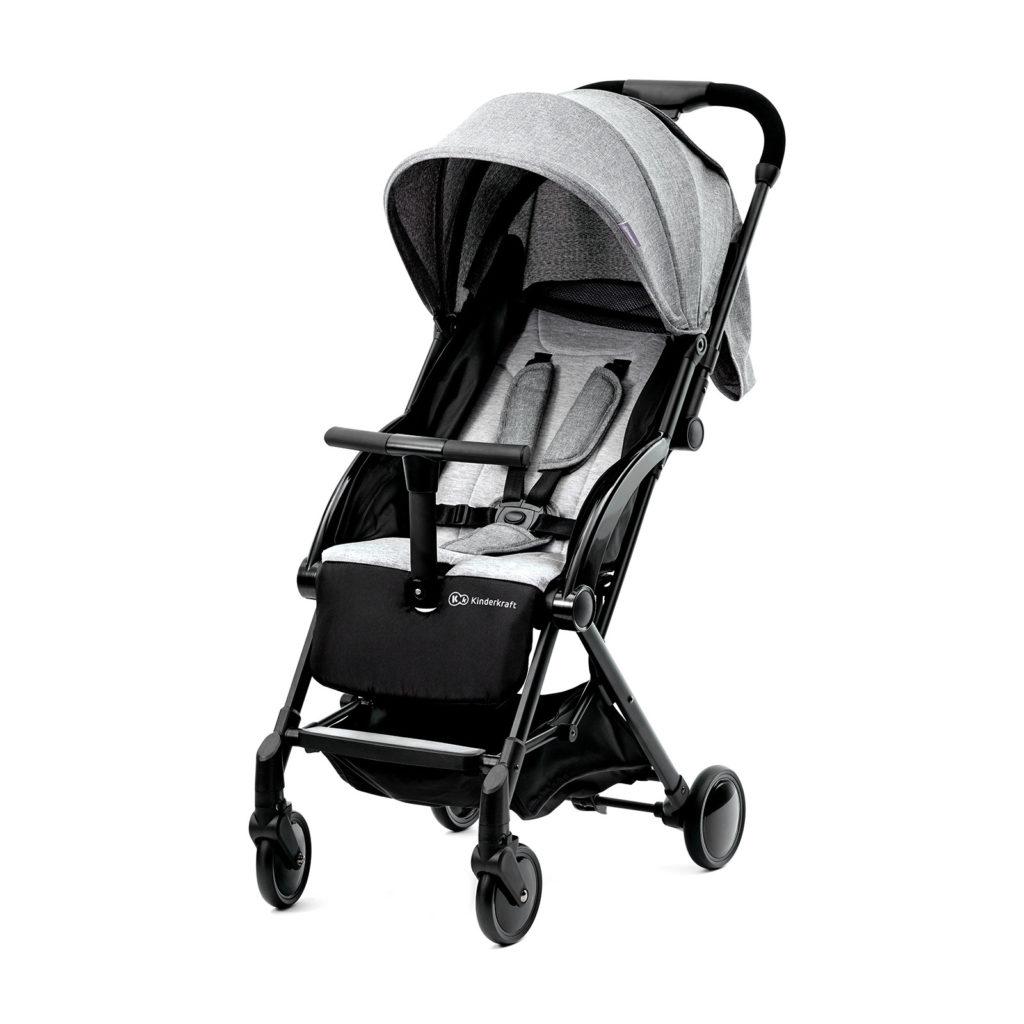 Kinderkraft Pilot - color gris - mejores carros de bebé