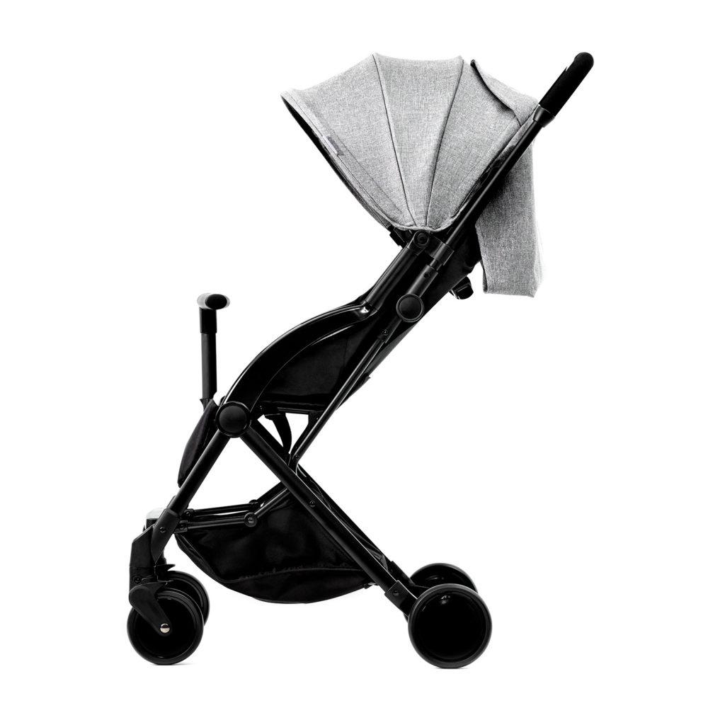 Vista lateral - Kinderkraft Pilot - carritos de bebé ligeros
