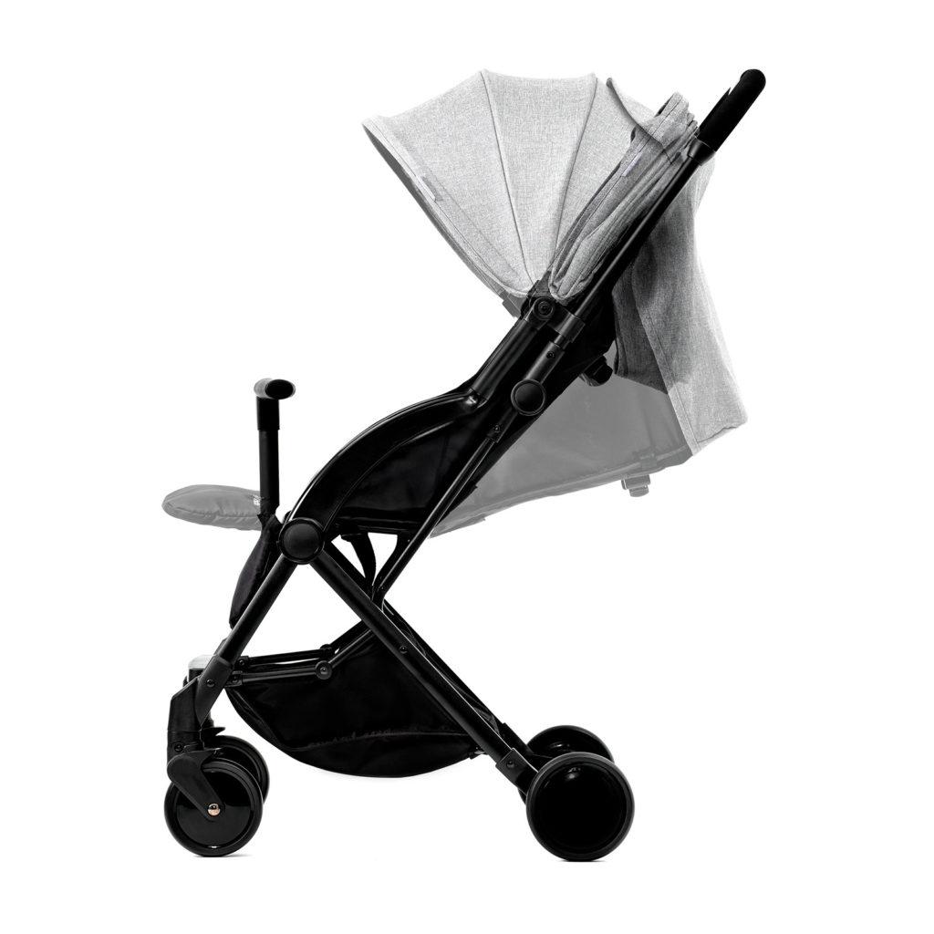 Asiento reclinable - Kinderkraft Pilot - carritos de bebé ligeros