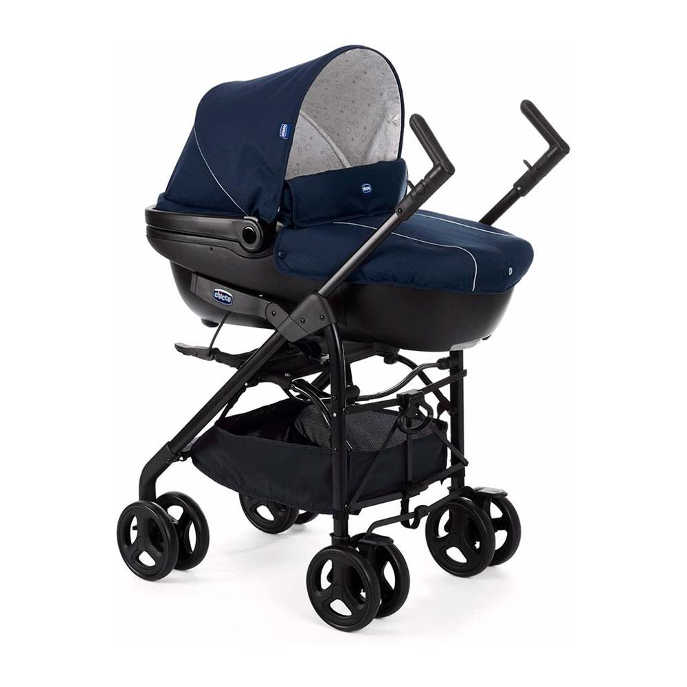 Carrito de bebé Chicco Trio Sprint - Capazo
