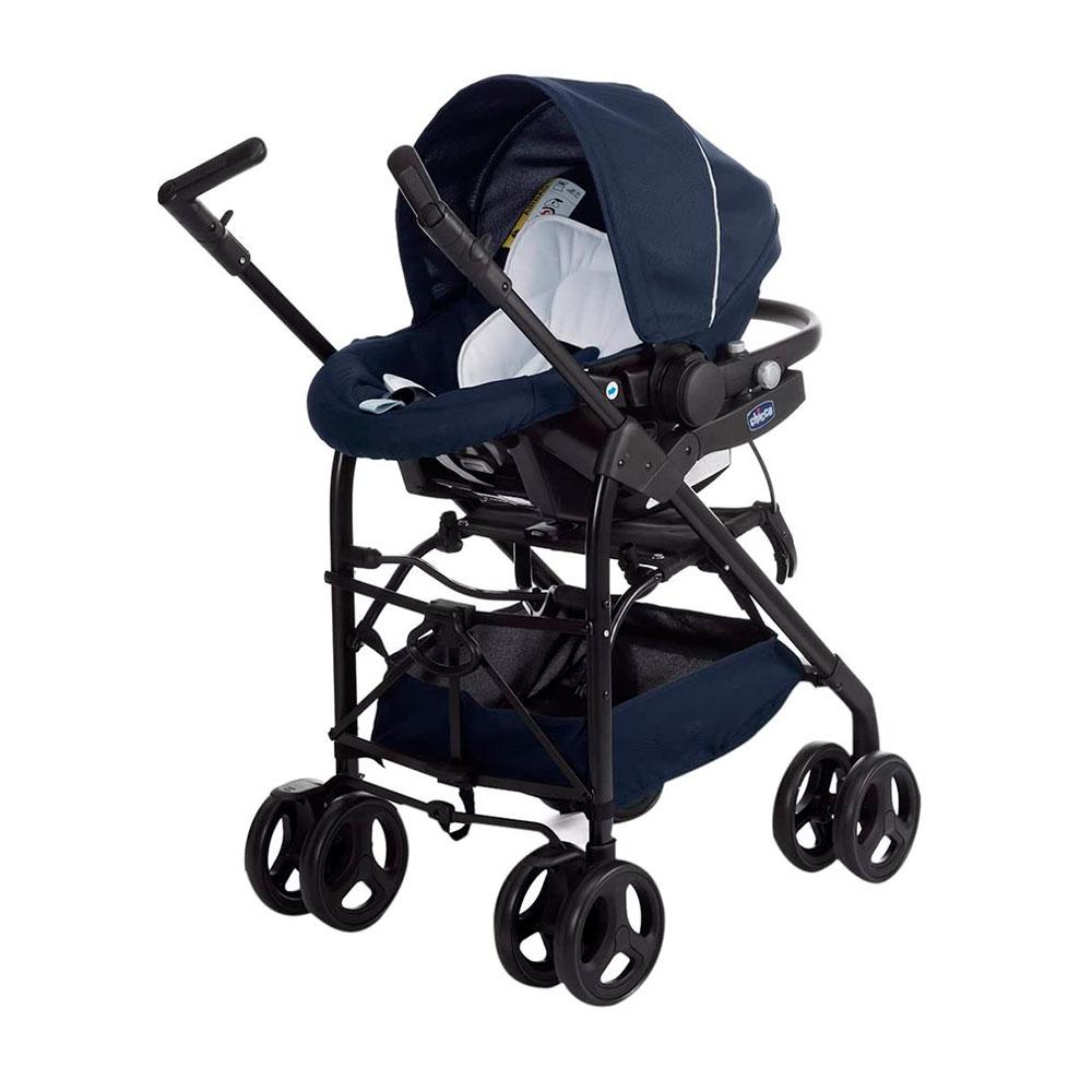 Carrito de bebé 3 en 1 Chicco Trio Sprint - Grupo 0+