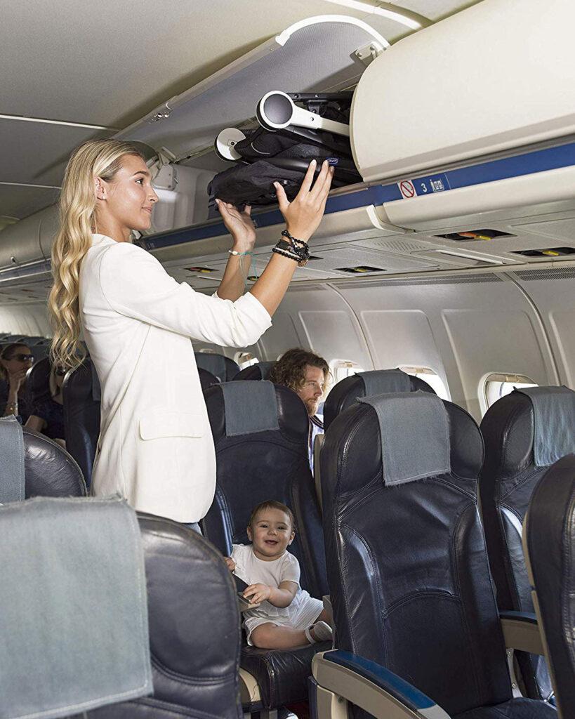 Viajar en avión - Chicco Miinimo