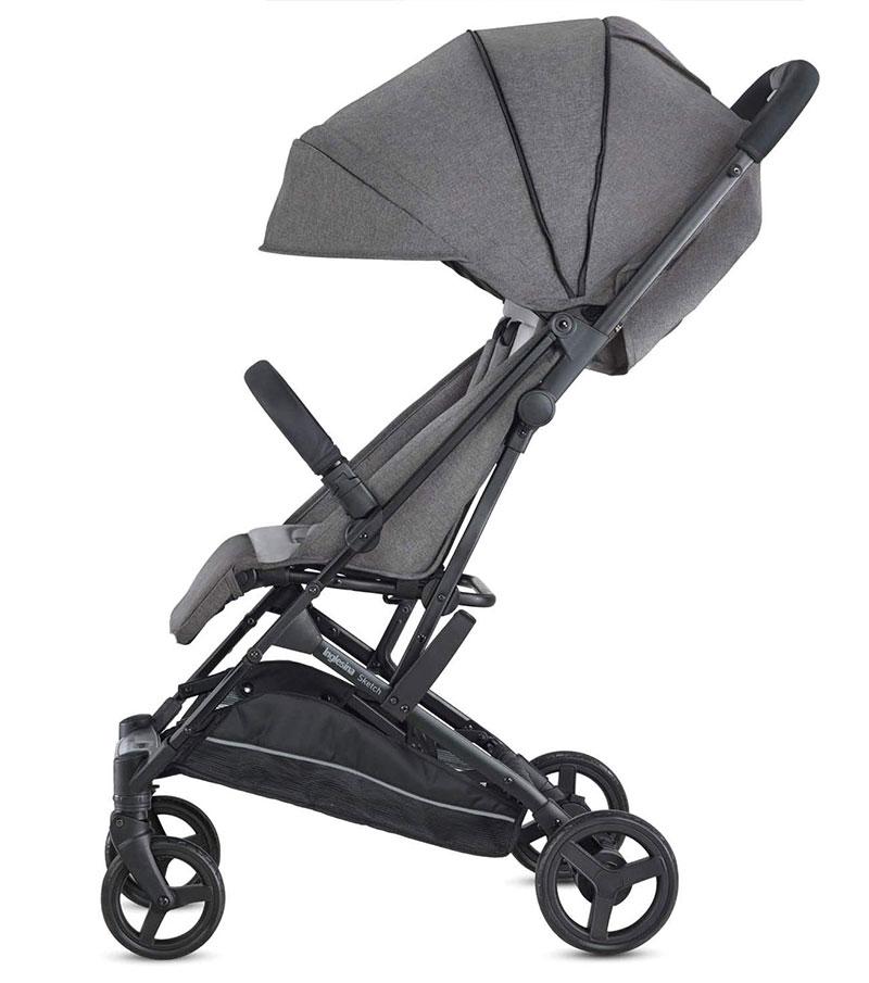 Carrito de bebé ligero Inglesina Sketch - vista lateral