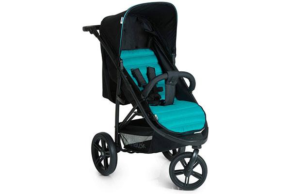 Seguridad en el carrito de bebé