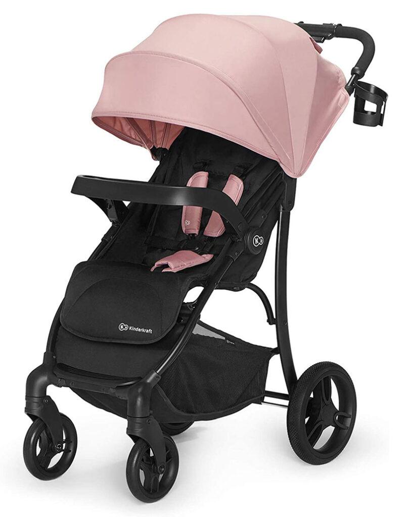 Silla Kinderkraft Cruiser rosa