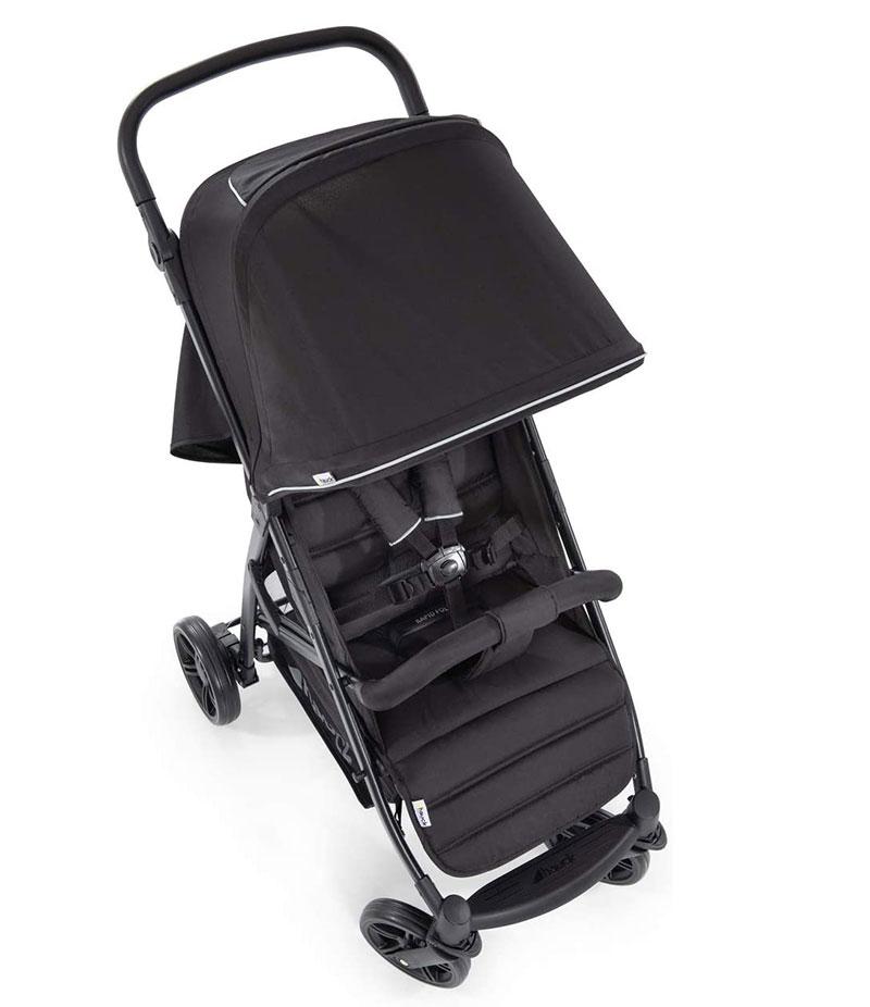 Carrito de bebé Hauck Rapid 4 - vista desde arriba