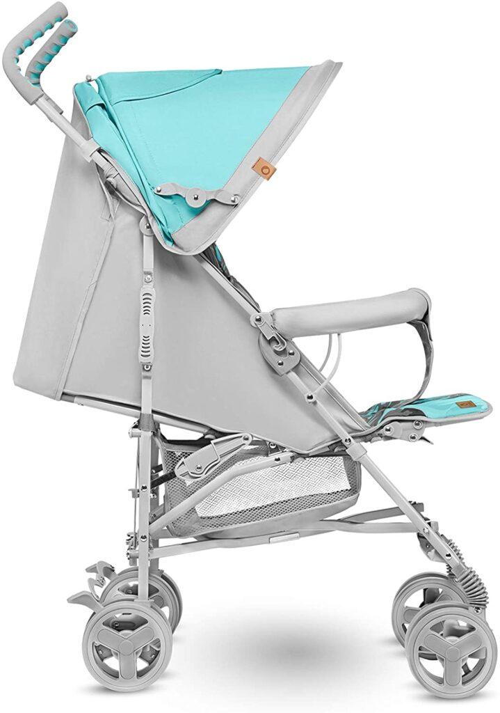 Carrito de bebé ligero Lionelo Elia - asiento reclinable