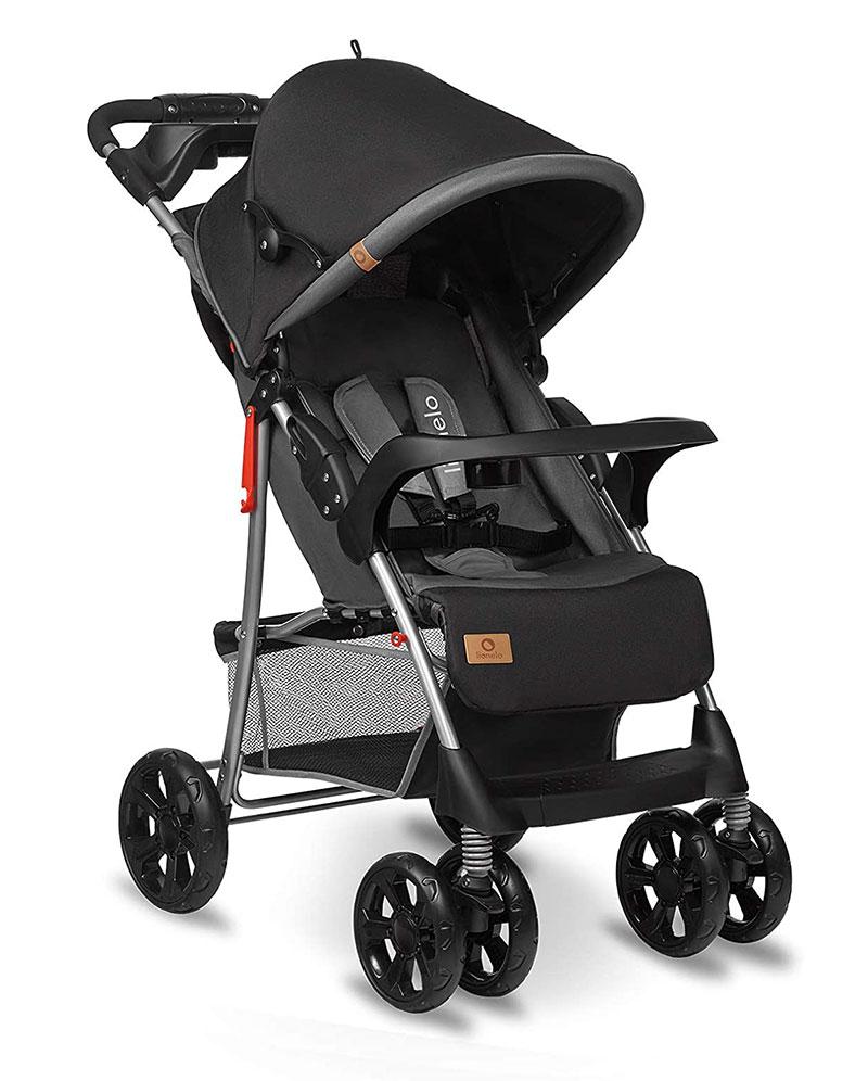 Lionelo Emma Plus - carritos de bebé ligeros