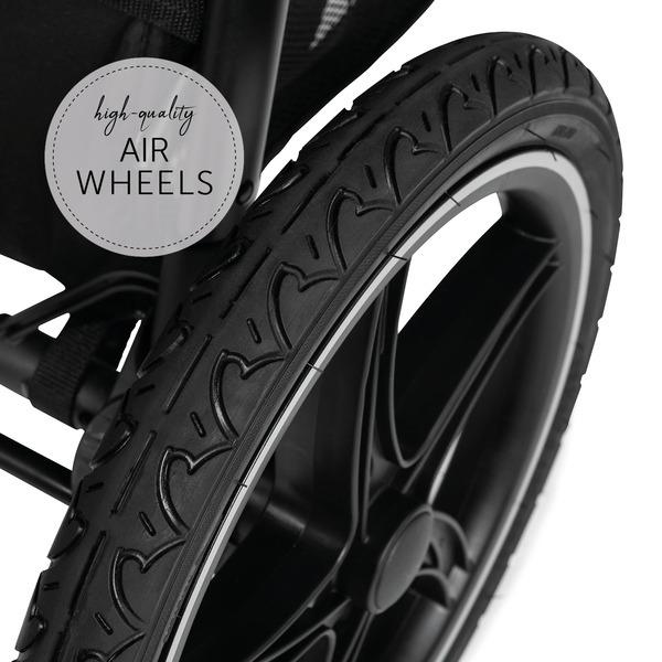 Hauck Runner  - ruedas inflables