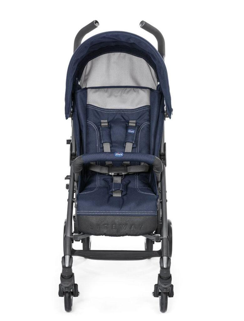 Carrito ligero Chicco Liteway - asiento cómodo