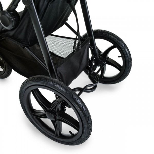 Silla Hauck Runner - ruedas neumáticas